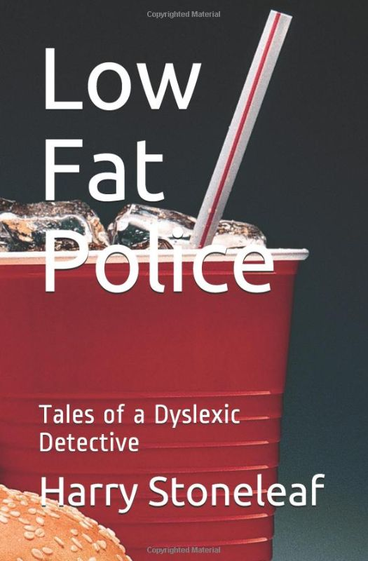 Low Fat Police paperback cover